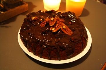 Gâteau chocolat noix de pécan2