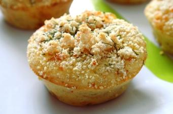 Muffin au crabe