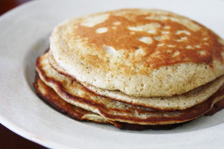 Pancake banane1