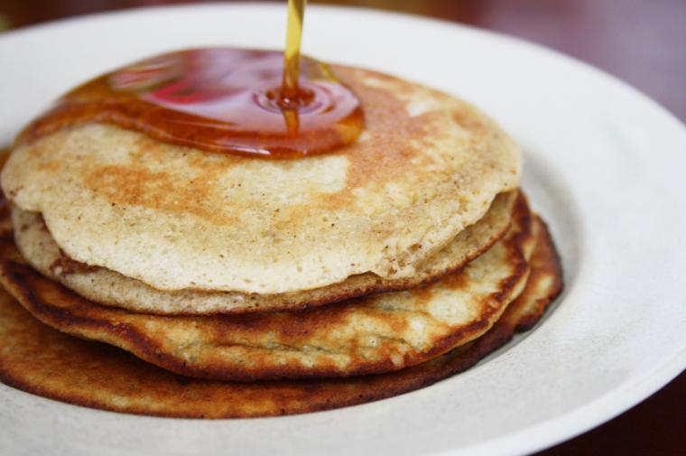 Pancake banane2