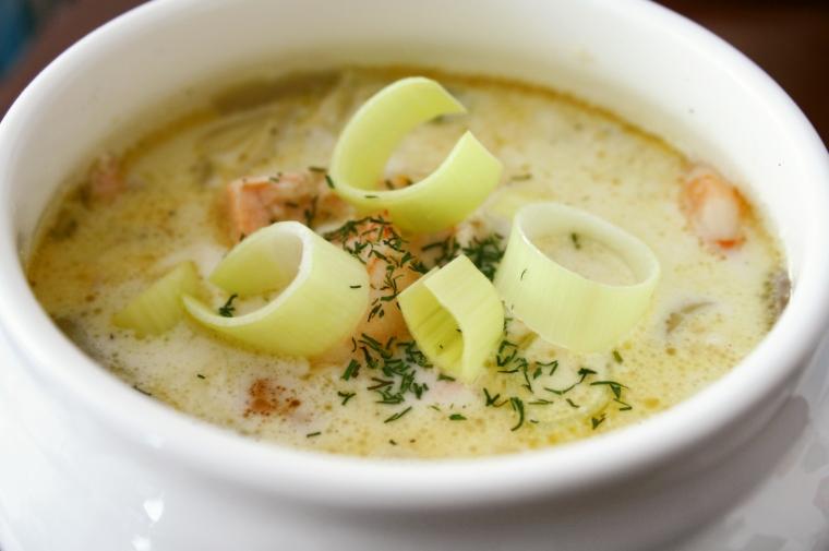 Seafood chowder2
