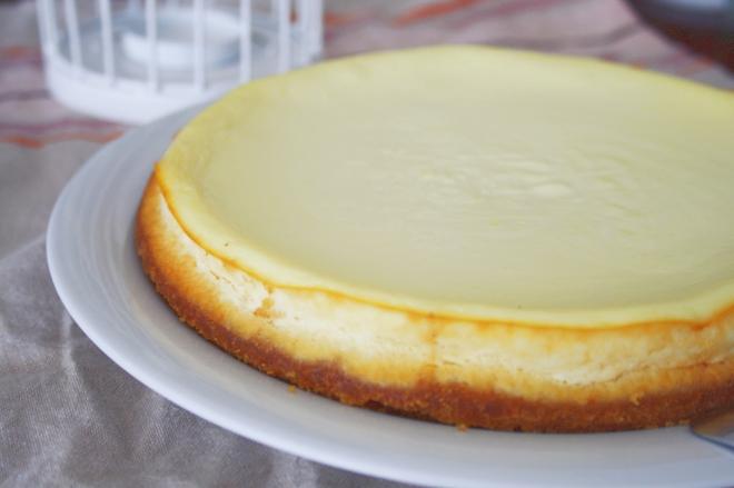 Cheesecake ricotta2