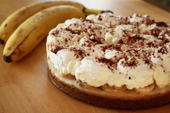 Banoffee pie1