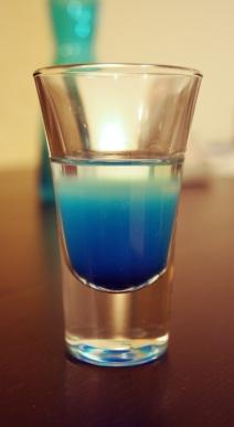 Shooter - Kamikaze blue2