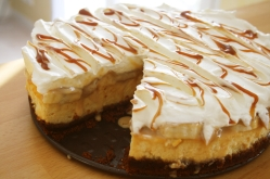 Banoffee cheesecake1