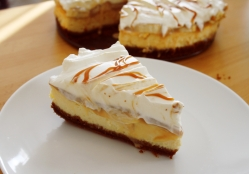 Banoffee cheesecake2