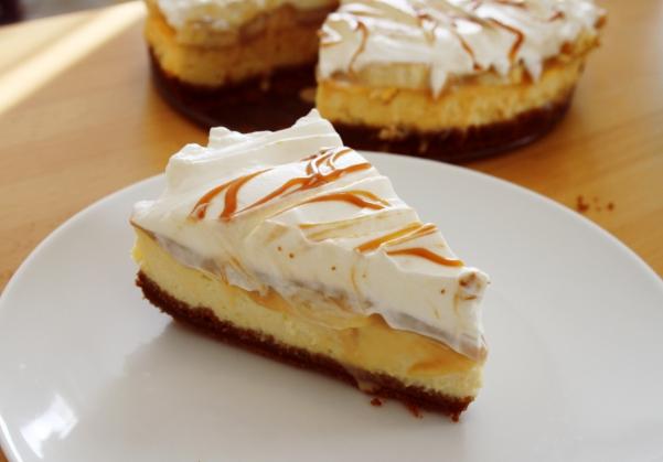 Banoffee cheesecake2