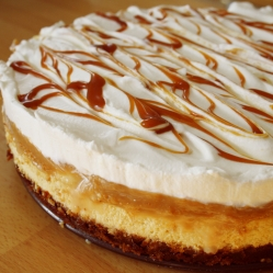 Banoffee cheesecake3