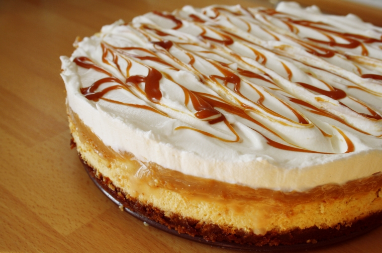 Banoffee cheesecake3