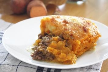 Hachis parmentier la patate douce p o p p y s e e d c for Cuisine ta ligne