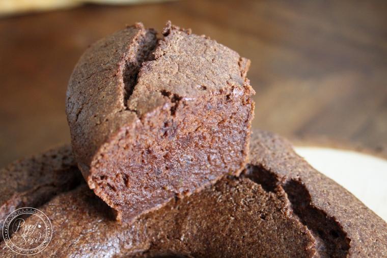 Gateau chocolat courgette 1