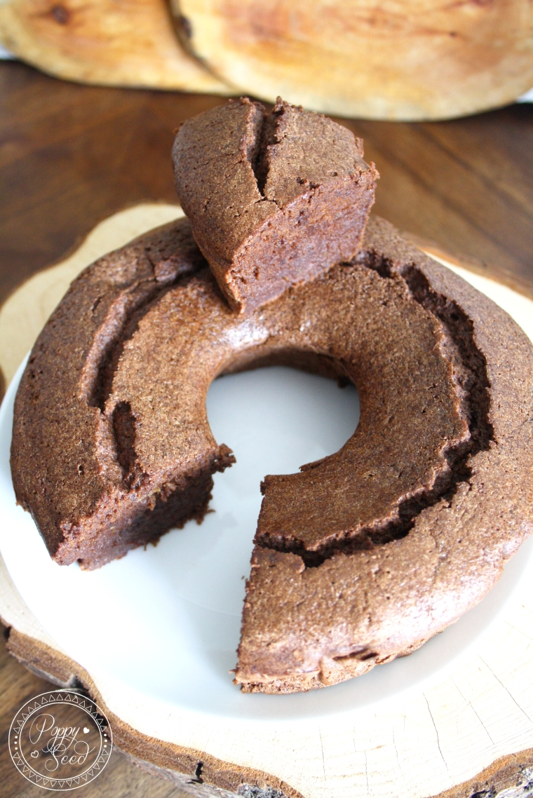 Gateau chocolat courgette 2